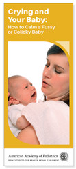Crying and Your Baby Brochure
