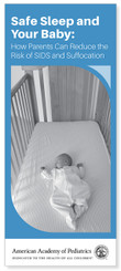 Safe Sleep and Your Baby Brochure