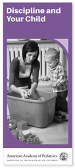 Discipline and Your Child Brochure