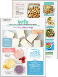 Tofu - Cooking Sheet