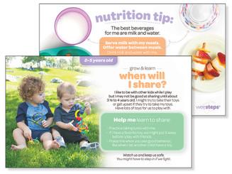 Play and Share - Grow & Learn Card