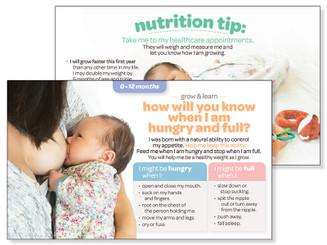 Baby Appetite - Grow & Learn Card