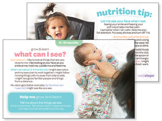 Baby Sight - Grow & Learn Card