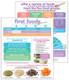 Infant Nutrition Guide