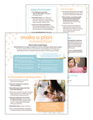 Make A Plan To Breastfeed