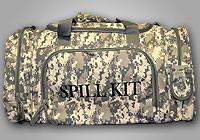 Truck Spill Kit Camo Bag