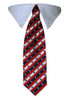 Stars & Stripes Tie Collar