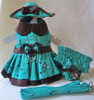 Simply Sweet Harness Dress Set