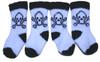Skull Crossbones Socks
