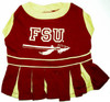 Licensed Collegiate Cheerleader Dog Dress