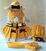 Busy Bee Harness Dress Set