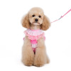 Easy-Go Pink Ruffle Princess Harness