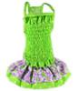 Smock Daisy Tank & Skirt in Lavender