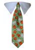 Ghosts & Pumpkins Tie Collar