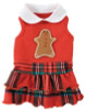 Sugar & Spice Gingerbread Dress
