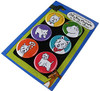 Silly Dog Magnets Westie