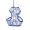 Easy-Go Harness in Blue Pineapple