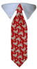 Red Dogs Tie Collar