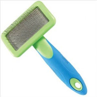 Metal Tooth Slicker Brush - Large