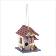 Pet Shop Birdhouse