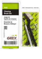 GREX - Airbrush / Cleaning Brush Set ~ FAO2