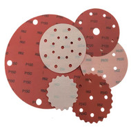 "Performance Abrasives ~ 11"" Nu-Wave Sand Paper / Multi Pak - 25 sheets"