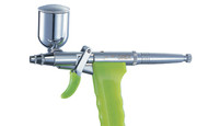 Grex - Airbrush Genesis XT / Trigger Double Action - 0.35mm Needle - Side Gravity or Siphon (SEE VIDEO)