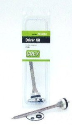 GREX 23 Gauge Headless Pinner / Driver Kit - P635