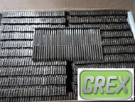 "GREX Fastener ~ T Nails - 0.097 Gauge - Heat Treated / 5/8"" ~ (Other Sizes Available)"