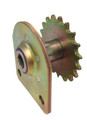 Flanged Bearing Unit with Sprocket  #P30654