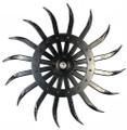 Rotary Hoe Wheel #P3400111