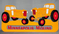 Minneapolis Moline R Cab  Duo
