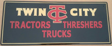 Twin City Tractors Threshers Trucks