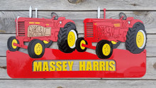 Massey Harris 555 55 Duo