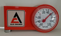 Allis Chalmers Stylized Thermometer