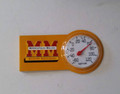 Minneapolis Moline Modern Machinery Thermometer