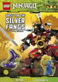LEGO Ninjago: Quest for the Silver Fangs Sticker Activity (Paperback)