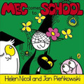 Meg Comes To School (Paperback)
