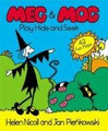 Meg and Mog Play Hide and Seek (Board Book)