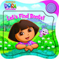 DORA LET'S FIND BOOTS! SOUND BOOK