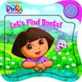 DORA LET'S FIND BOOTS! SOUND BOOK