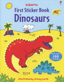 Dinosaurs First Sticker Book (Paperback)