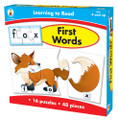 FIRST WORDS PUZZLES