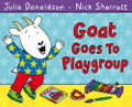 GOAT GOES TO PLAYGROUP (PB)