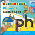 Letterland Phonics Touch & Spell (Paperback)