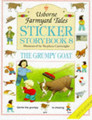 THE GRUMPY GOAT STICKER STORY BOOK