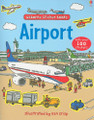 AIRPORT (USBORNE STICKER BOOK)