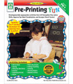 Pre-Printing Fun (Grades PK-1 Special Education)
