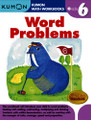 Kumon Word Problems Grade 6 (Paperback)
