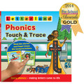 Letterland Phonics Touch & Trace (Paperback)